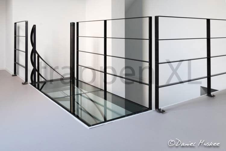Minimalistische-balustrade