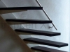 Zwevende trappen of vrijdragende rechte designtrap - ZT03-B