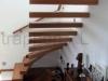 Zwevende trappen of vrijdragende rechte designtrap - ZT04-C