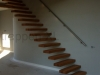 Zwevende trappen of vrijdragende rechte designtrap - ZT06-B