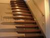 Zwevende trappen of vrijdragende rechte designtrap - ZT07-A