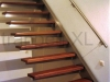 Zwevende trappen of vrijdragende rechte designtrap - ZT07-B