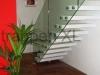 Zwevende trappen of vrijdragende rechte designtrap - ZT09-D
