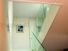Zwevende trappen of vrijdragende rechte designtrap - ZT09-E