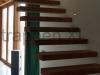 Zwevende trappen of vrijdragende rechte designtrap - ZT10-B