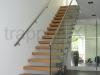 Zwevende trappen of vrijdragende rechte designtrap - ZT11-A