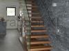 Zwevende trappen of vrijdragende rechte designtrap - ZT14-A