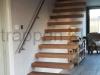 Zwevende trappen of vrijdragende rechte designtrap - ZT15- A