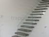 Zwevende trappen of vrijdragende rechte designtrap - ZT16- A