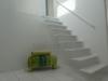 Zwevende trappen of vrijdragende rechte designtrap - ZT19- A