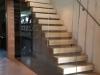 Zwevende trappen of vrijdragende rechte designtrap - ZT21- B
