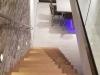 Zwevende trappen of vrijdragende rechte designtrap - ZT23- C