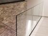 Zwevende trappen of vrijdragende rechte designtrap - ZT23- D