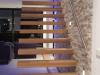 Zwevende trappen of vrijdragende rechte designtrap - ZT23- E