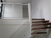 Zwevende trappen of vrijdragende rechte designtrap - ZT24- B