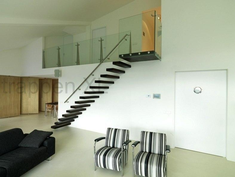 Prijs Zwevende Trap : Zwevende trappen minimalistisch en een echte eyecatcher!