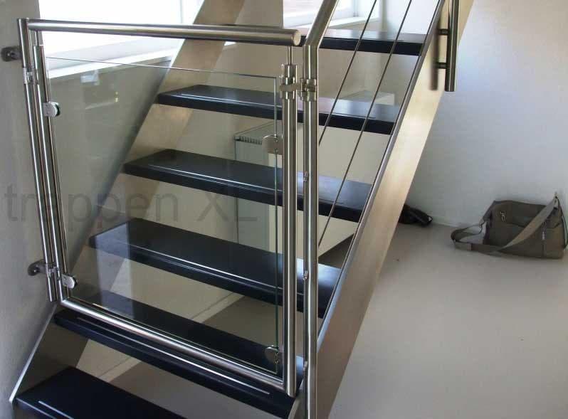 Zwevende Trap Veiligheid : Traphekje voor uw design trap design trappen op maat