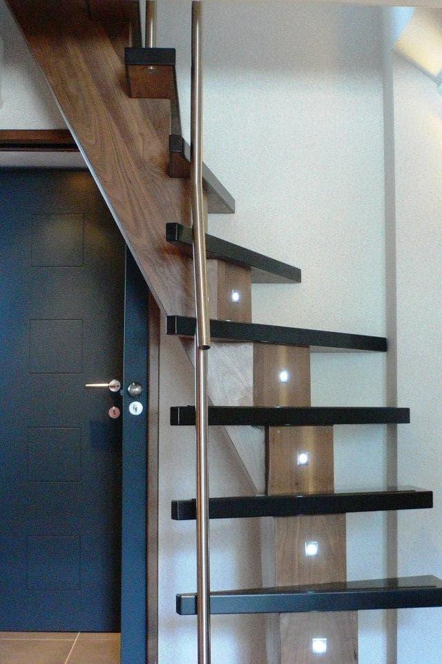De scheepstrap een prachtige design trap voor uw jacht of boot - Binnen trap ...