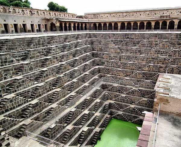 Chand Baori Jaipur Abaneri