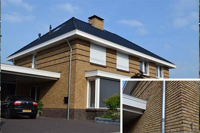 Gevelstenen - Design Trappen Op Maat - TrappenXL