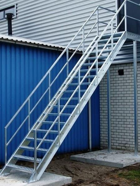 aluminium trede trap2