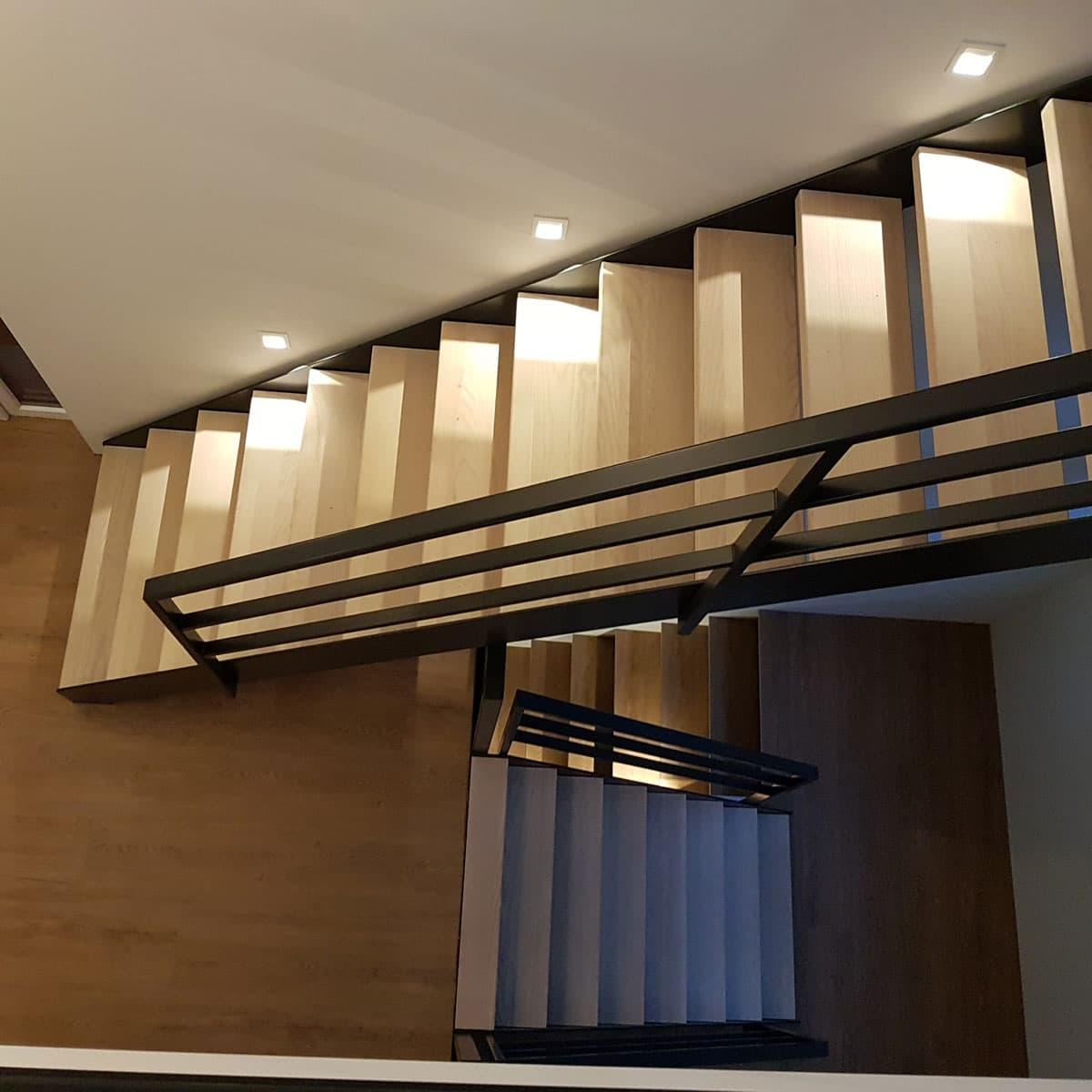 rt58b rechte trap verlichting