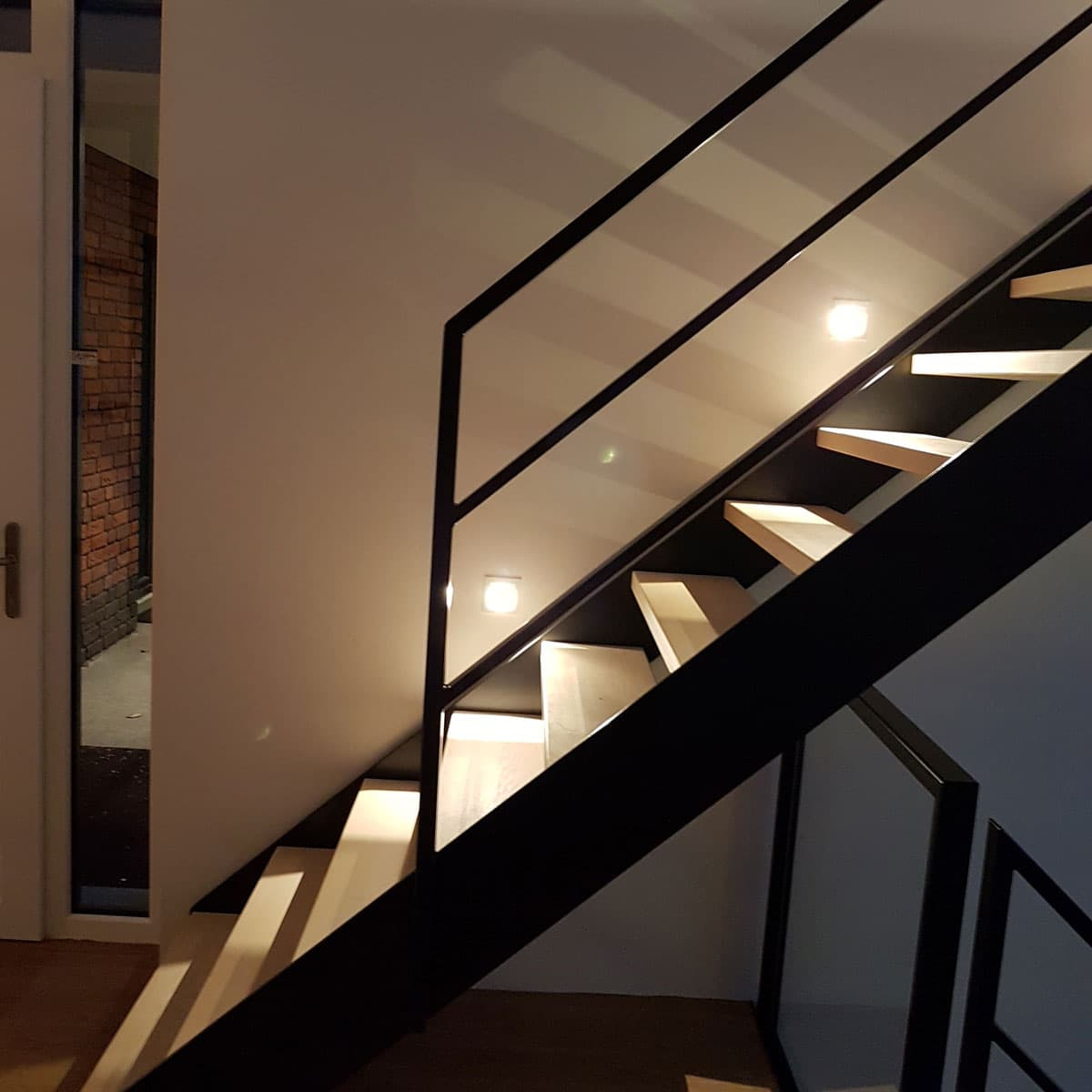 rt58c rechte trap verlichting