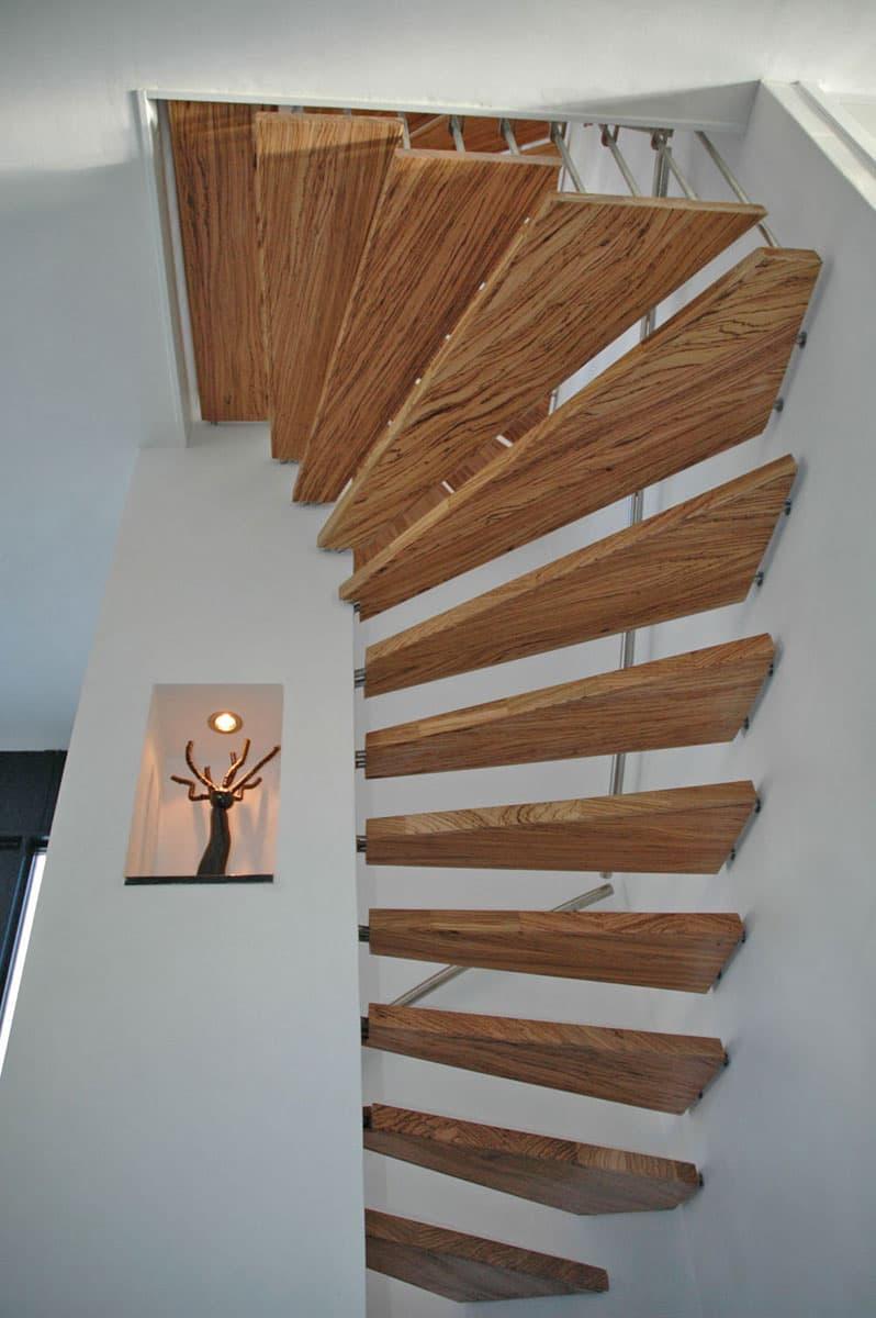 vt10b vrijdragende trap