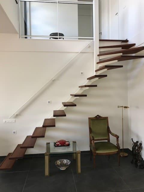 zt24c zwevende trap