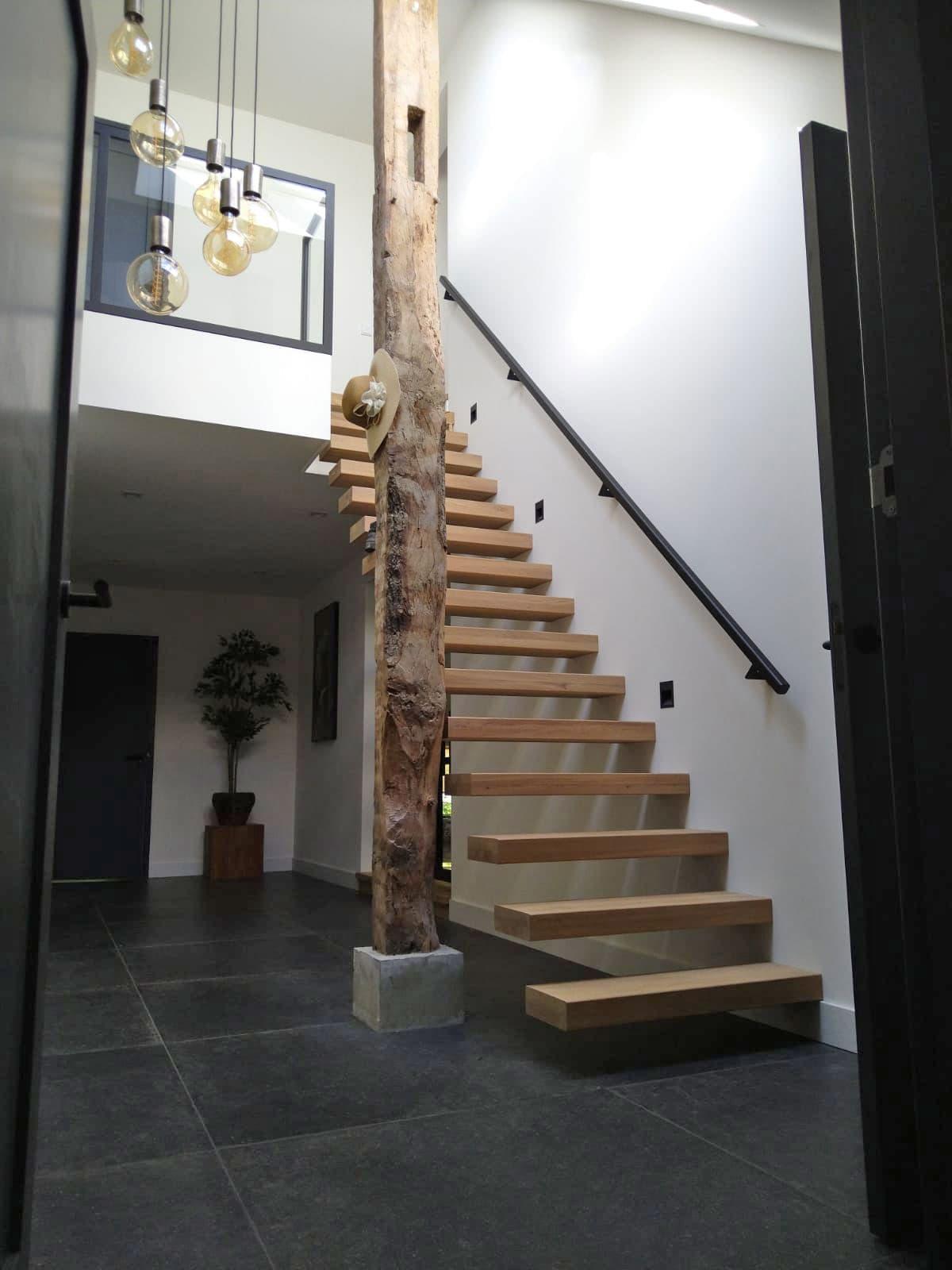 zt27a zwevende trap