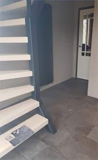 design vrijdragende trap recensie